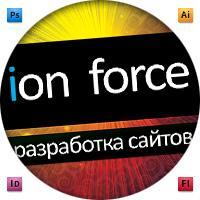 Визитки «ion force»