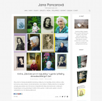 Jana Poncarová - journalist