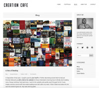 Creation Cafe - graphic design and photography