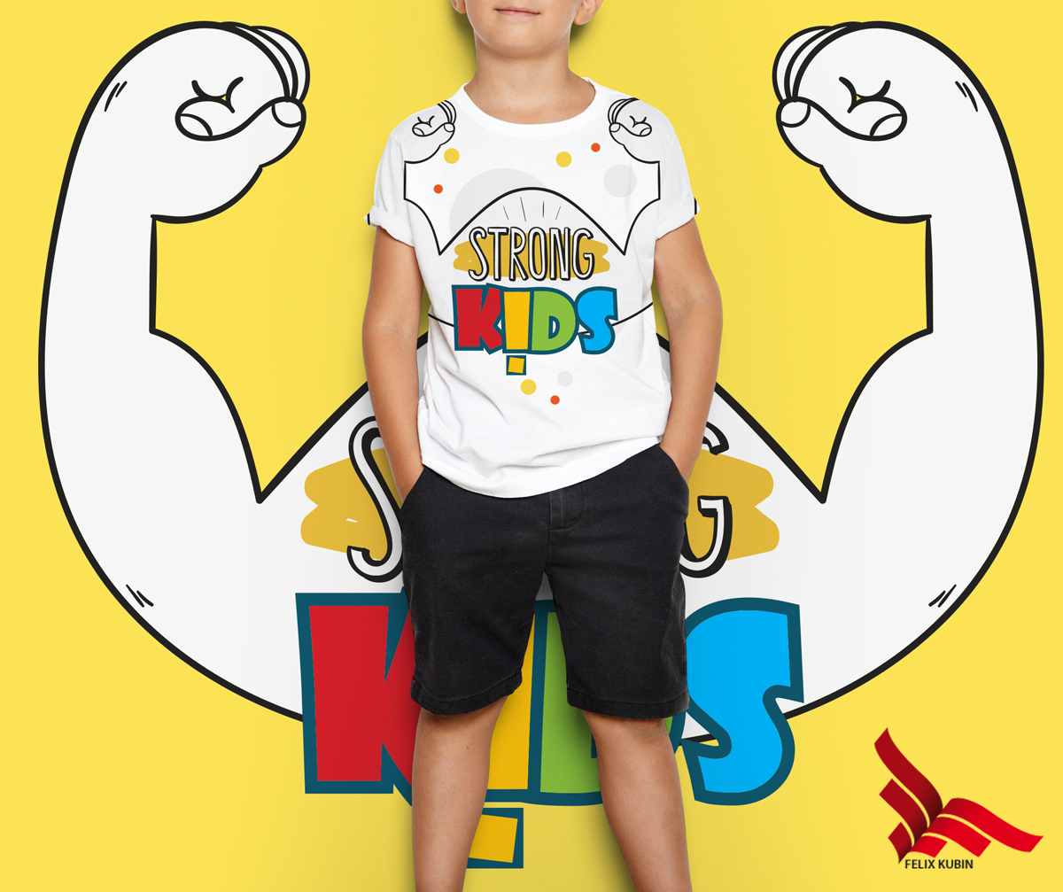 Логотип для Детского Интернет Магазина StrongKids фото f_2975c6d5f3394344.jpg