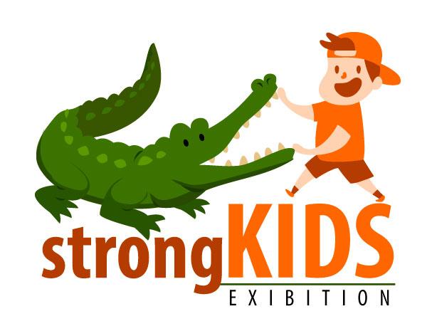 Логотип для Детского Интернет Магазина StrongKids фото f_5155c6e8ad7e3911.jpg