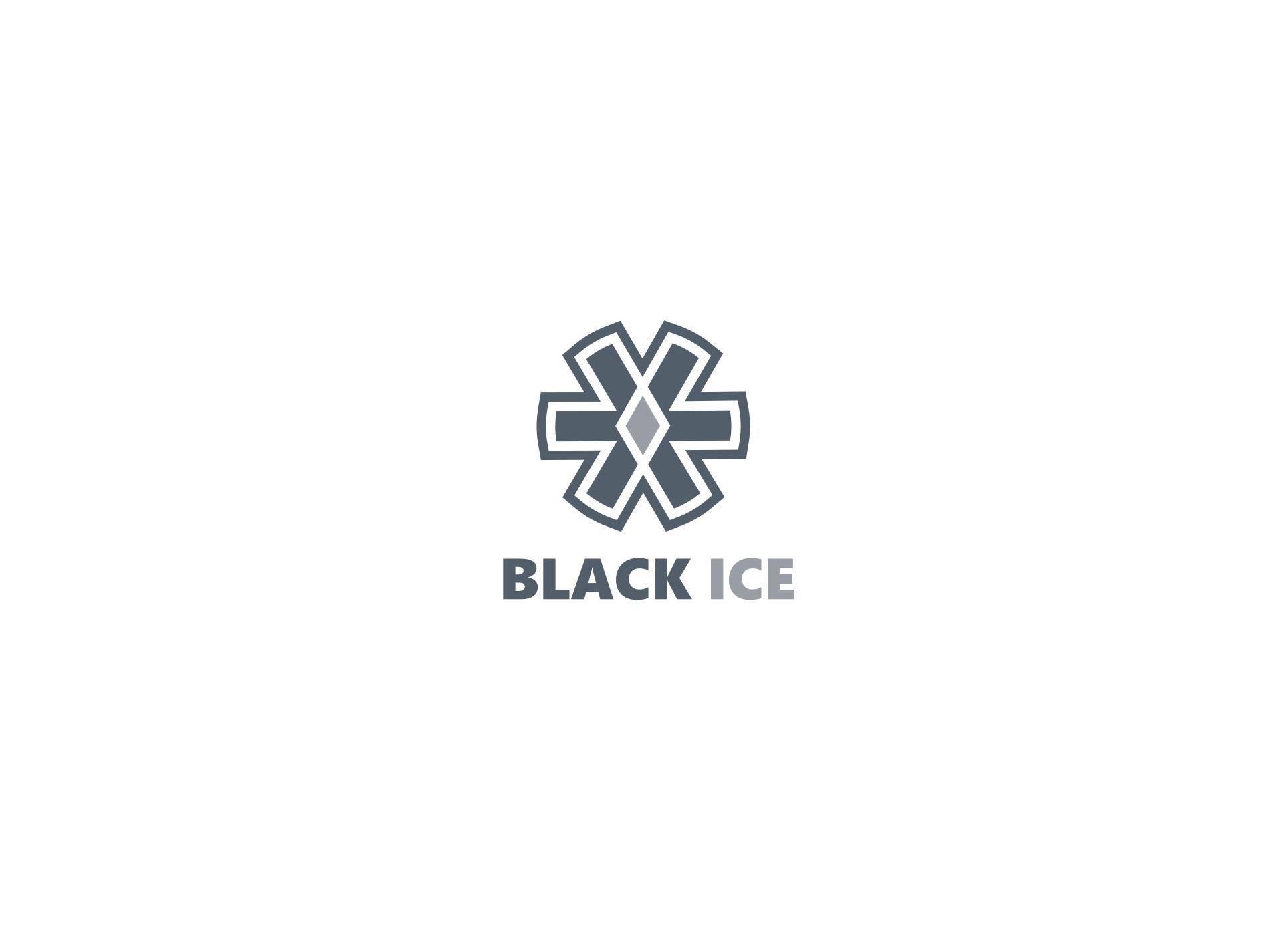 """Логотип + Фирменный стиль для компании """"BLACK ICE"""" фото f_60157148f5db7cff.png"""