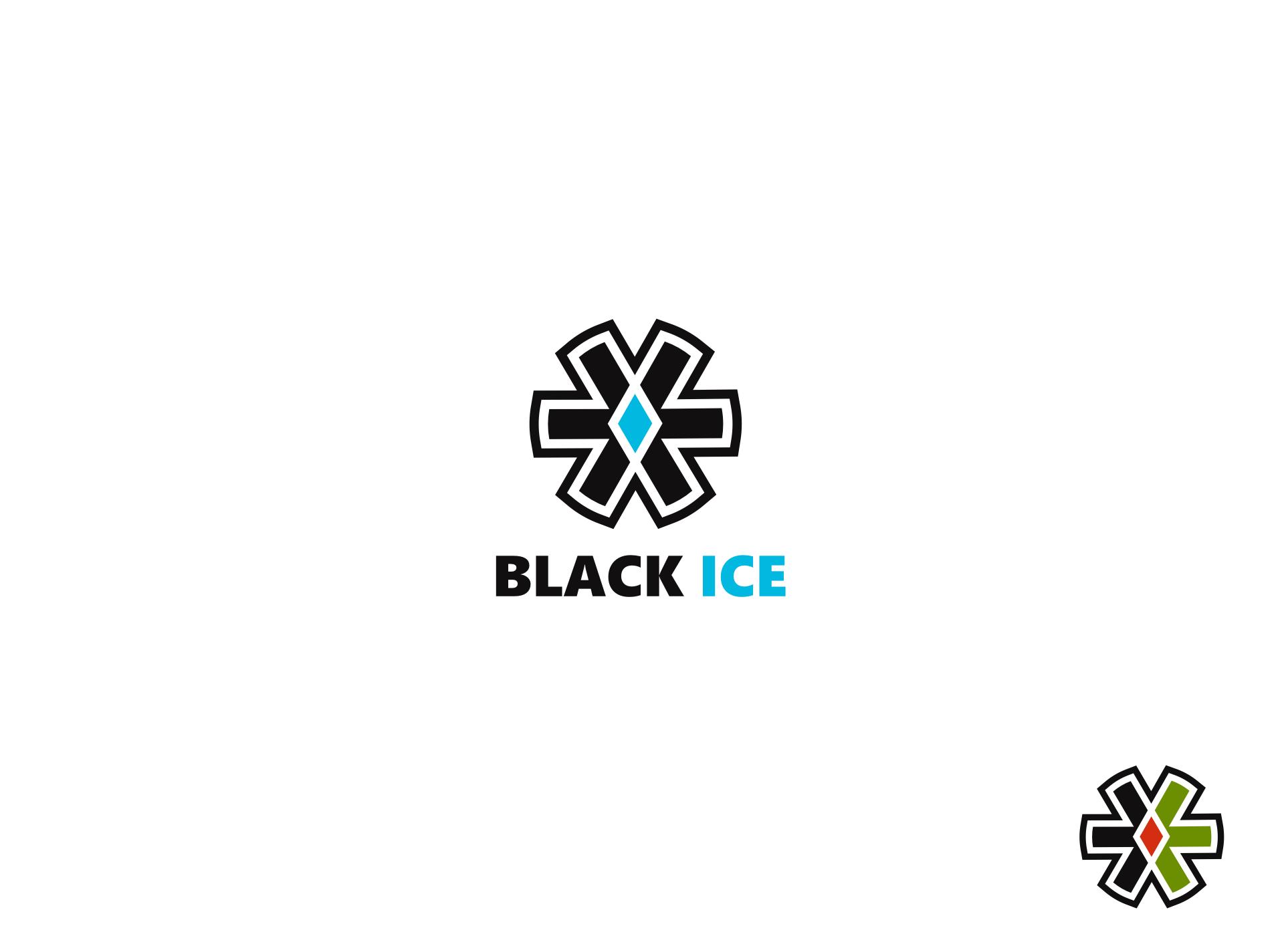 "Логотип + Фирменный стиль для компании ""BLACK ICE"" фото f_610571490714da14.png"