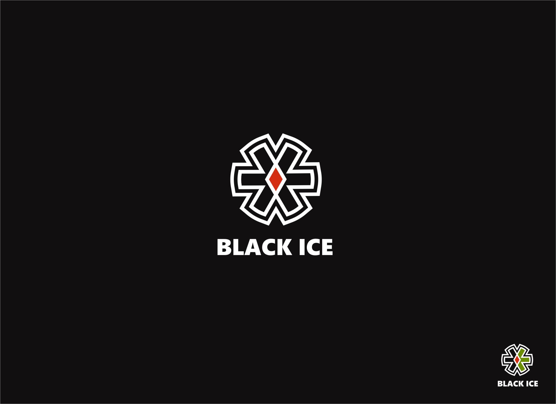 "Логотип + Фирменный стиль для компании ""BLACK ICE"" фото f_97657149144e4bb8.png"