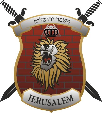 Разработка логотипа. Компания Страж Иерусалима фото f_07151f4fde68189a.jpg