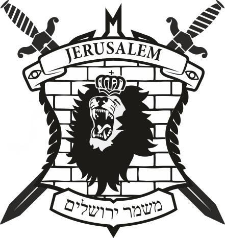 Разработка логотипа. Компания Страж Иерусалима фото f_46651f4fdec61c0c.jpg