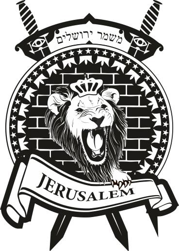 Разработка логотипа. Компания Страж Иерусалима фото f_74651f4fdf1cc511.jpg