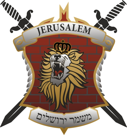 Разработка логотипа. Компания Страж Иерусалима фото f_80851f4fde46d819.jpg