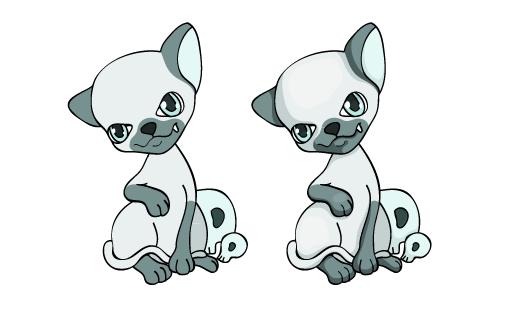 Коллекция 2D персонажей животных. фото f_00459652f7aa2517.png