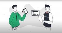 Видео для блокчейн проекта Argo.Cash