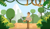 Рекламный ролик для сайта Казино 2