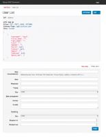 Разработка REST API backend для соц сети(Django)