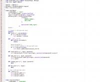 Web Crawler/Поисковой робот (Twisted Client/Server)