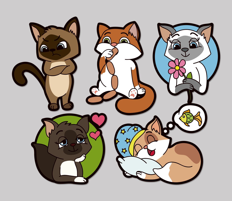 Коллекция 2D персонажей животных. фото f_4815978c93be280e.jpg