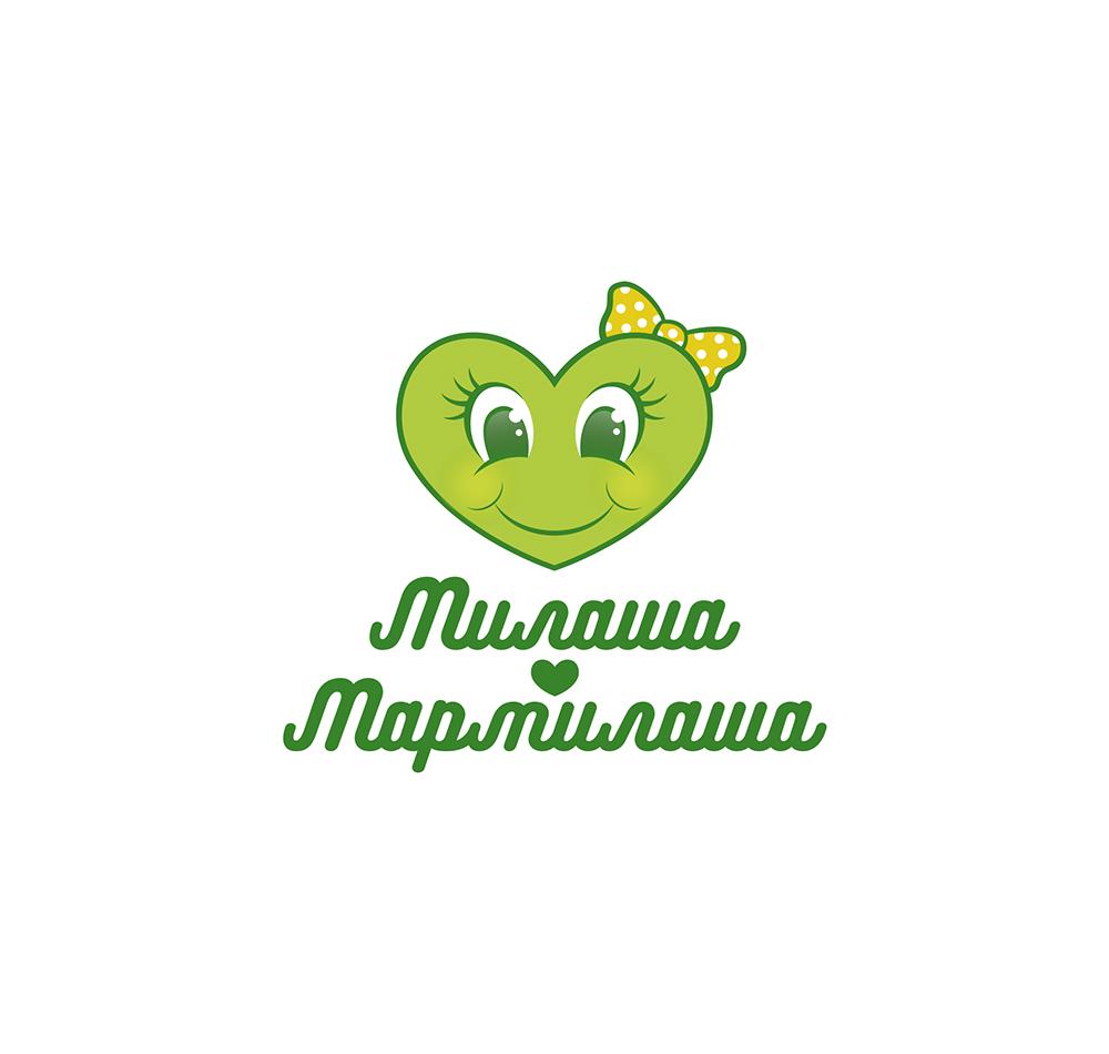 """Логотип для товарного знака """"Милаша-Мармилаша"""" фото f_8615880feb63293e.jpg"""