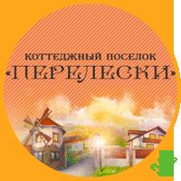 Баннер для коттеджного поселка Перелески