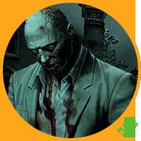 Баннер для игры Zombie