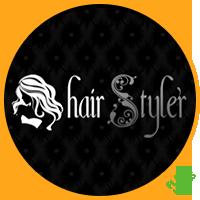 Баннер для hairStyler