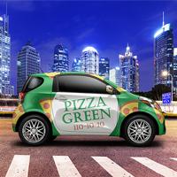 Промо для PIZZA GREEN