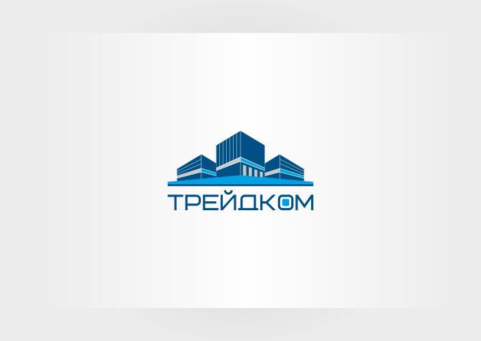 """Логотип компании """"ТРЕЙДКОМ"""""""
