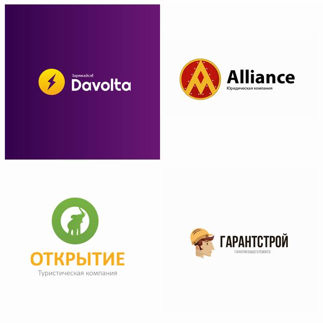 Сборка логотипов #3