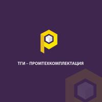 Логотип ТГИ-ПРОМТЕХКОМПЛЕКТАЦИЯ