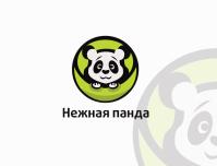 "Логотип ""Нежная панда"""