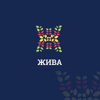 """Логотип для туристической компании """"Жива"""""""