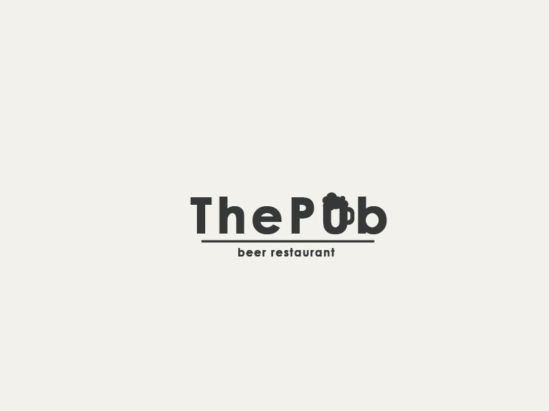 "Разработка логотипа торговой марки ""THEPUB"" фото f_53251dee43bb2485.jpg"