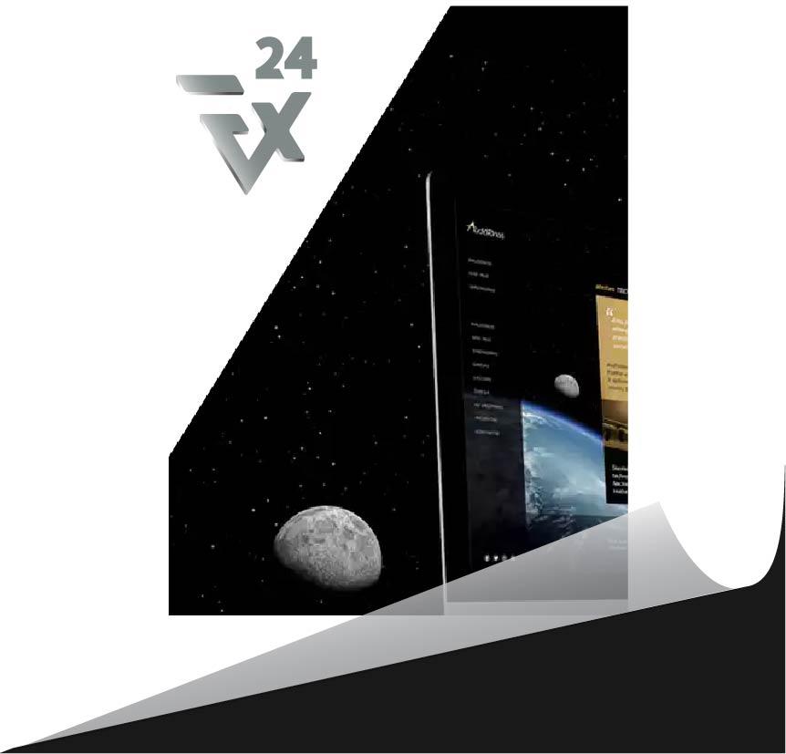 Разработка логотипа компании FX-24 фото f_120545caff130f3c.jpg