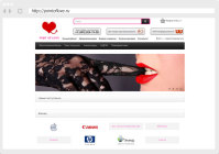 Магазин интим товаров Point of Love (opencart)