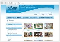 Компас мебель - интернет магазин (virtuemart)