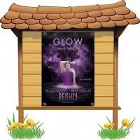 Плакат - Glow