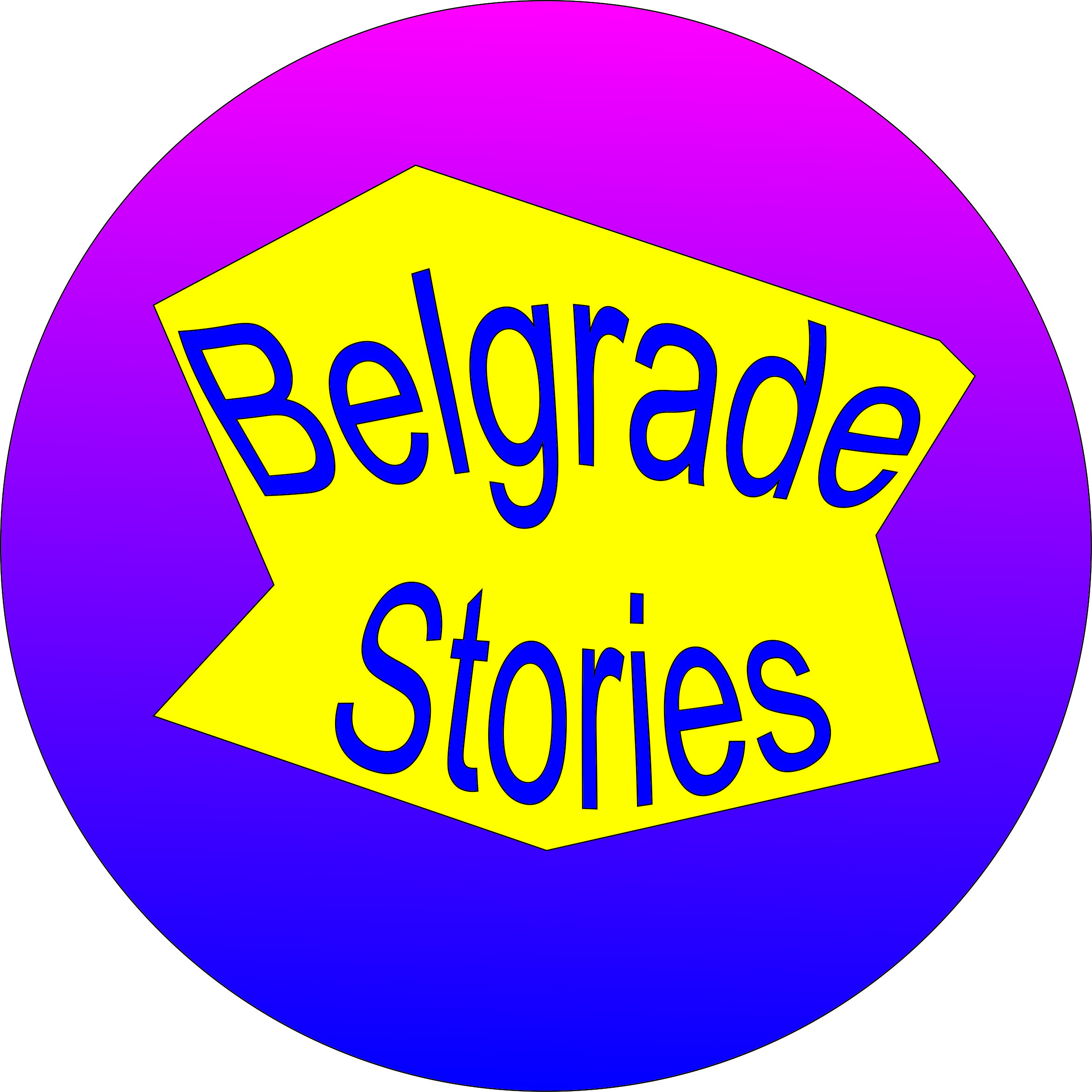Логотип для агентства городских туров в Белграде фото f_6645891ea193b12a.jpg