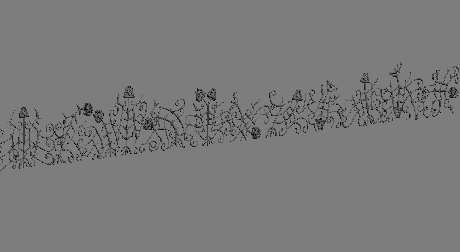 Забор Кощея