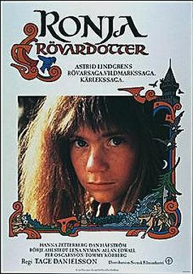 Ронья, дочь разбойника/Ronja Rцvardotter, 1984 DVDrip