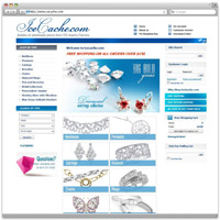 Ювелирный онлайн-магазин, США