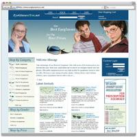 Онлайн-оптика, США