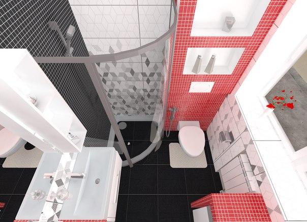 Дизайн-проект для ванных комнат фото f_2785b9e177812703.jpg