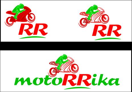 Мотогонки. Логотип, фирменный стиль. фото f_4de33dab280b8.png