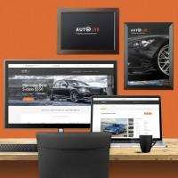 Дизайн сайта AutoLab