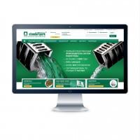 Стандартпарк имиджевый сайт компании