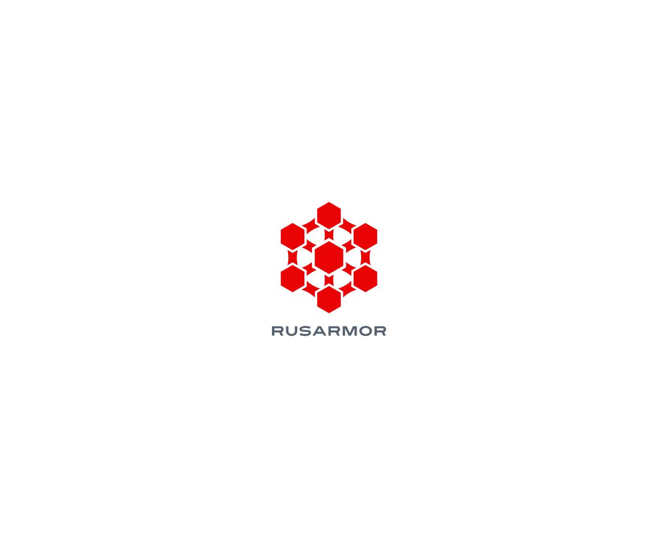 Разработка логотипа технологического стартапа РУСАРМОР фото f_1575a0e25da1726d.png