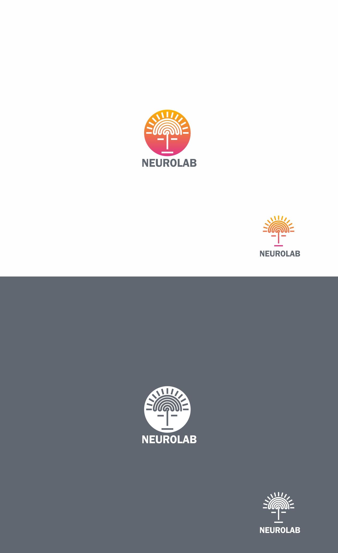 Логотип для лаборатории исследования эмоционального отклика  фото f_2416006d2e1c567e.jpg