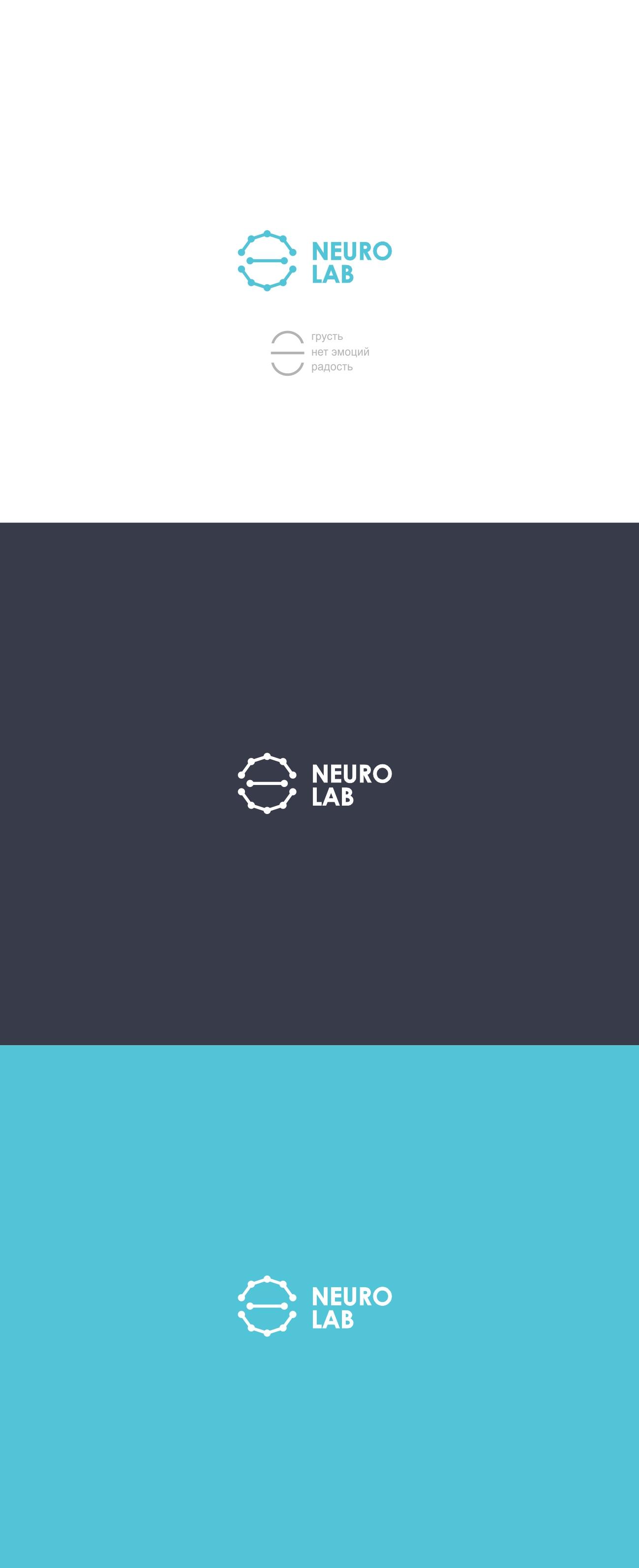 Логотип для лаборатории исследования эмоционального отклика  фото f_27960081e218a082.jpg