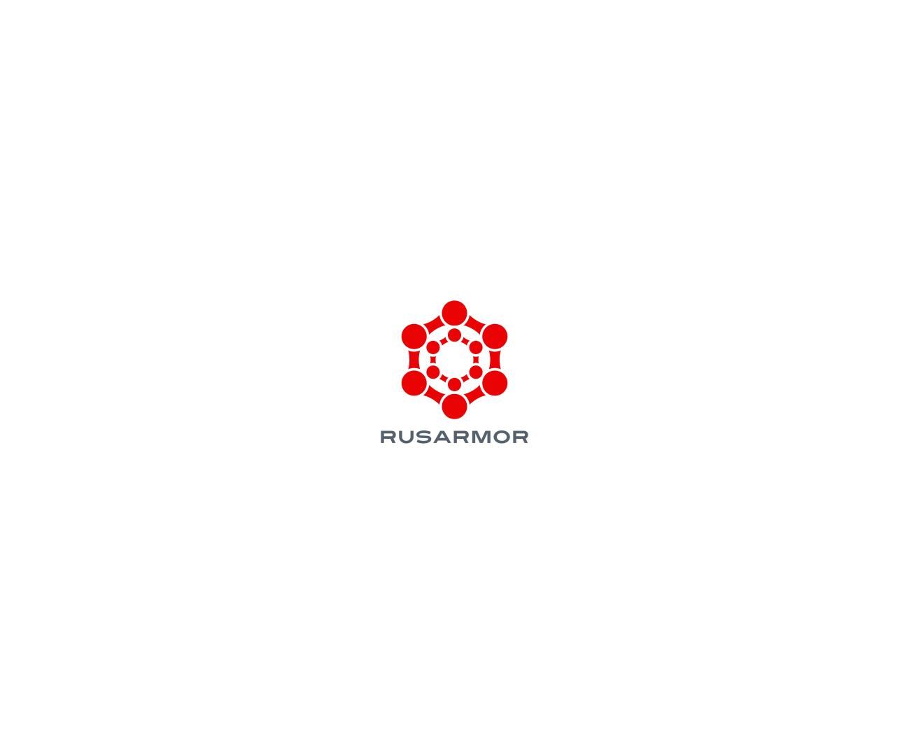 Разработка логотипа технологического стартапа РУСАРМОР фото f_3685a0e2067ce412.png