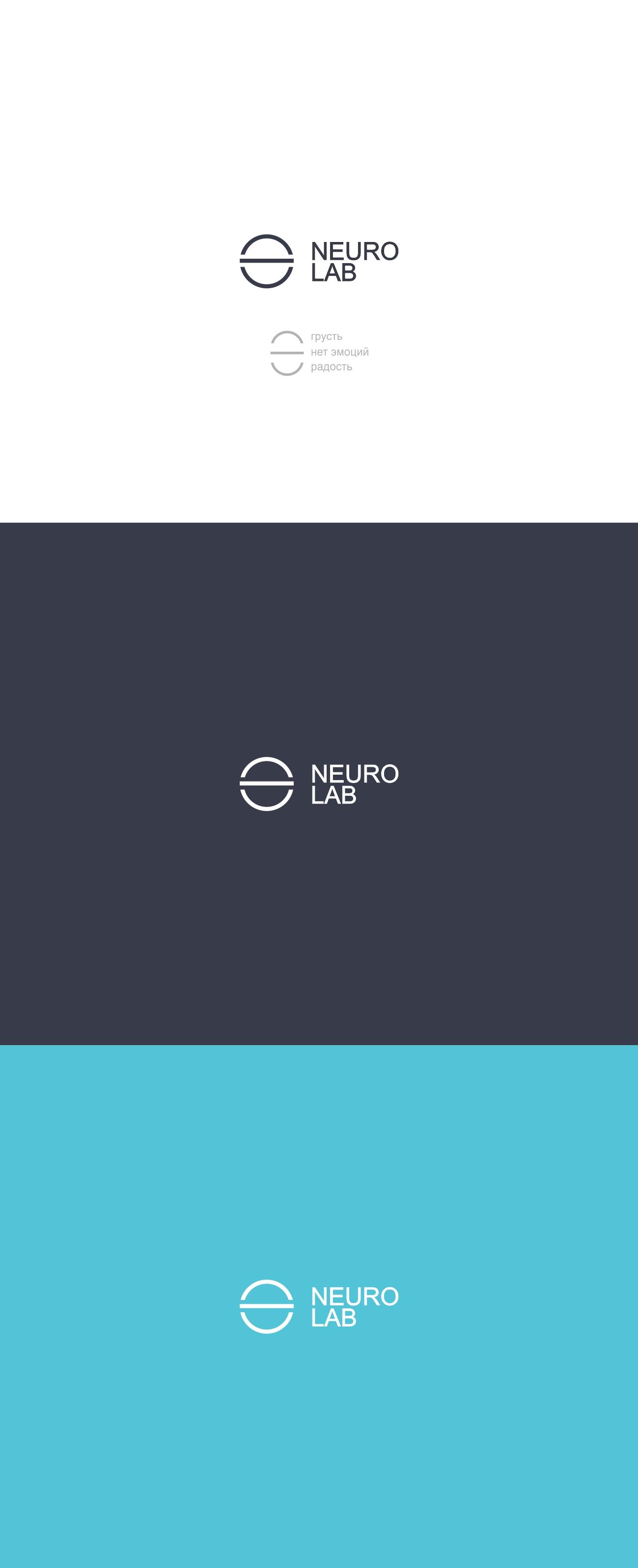 Логотип для лаборатории исследования эмоционального отклика  фото f_566600818e54b955.jpg
