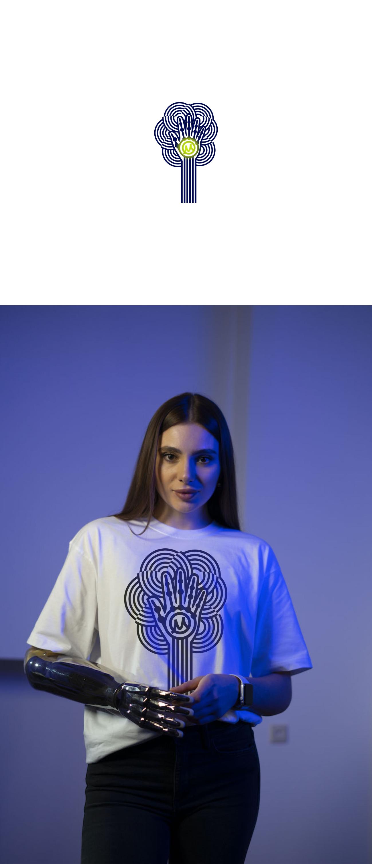 Нарисовать принты на футболки для компании Моторика фото f_689609e67d71d3c0.jpg