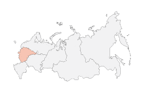 Карта России для rosinv.ru с хмл