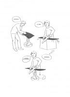 Иллюстрация для книги по физике 9